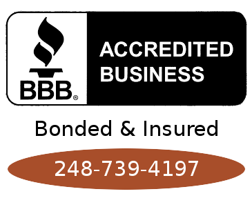 Better Business Bureau Logo etc..